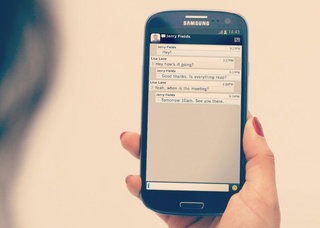 BBM for iPhone and Android release date set [update]